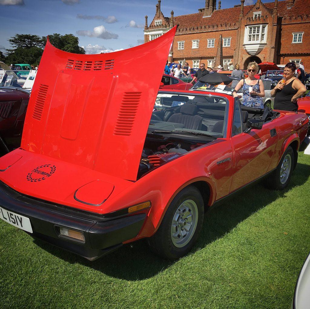 Helmingham Festival of Classic & Sports Cars 2017